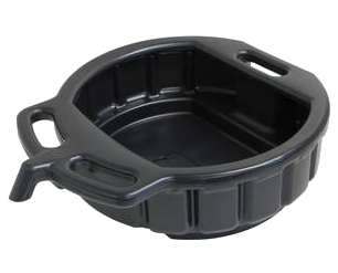 Heavy-Duty-Black-Drain-Pan